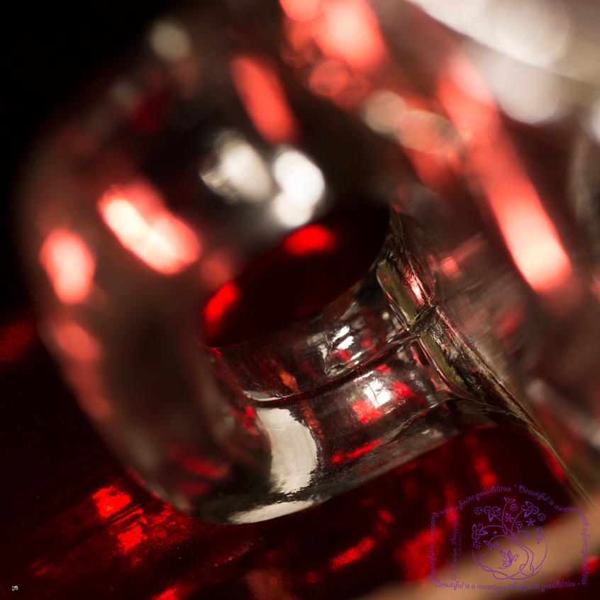 Abstract Glass JB squ l