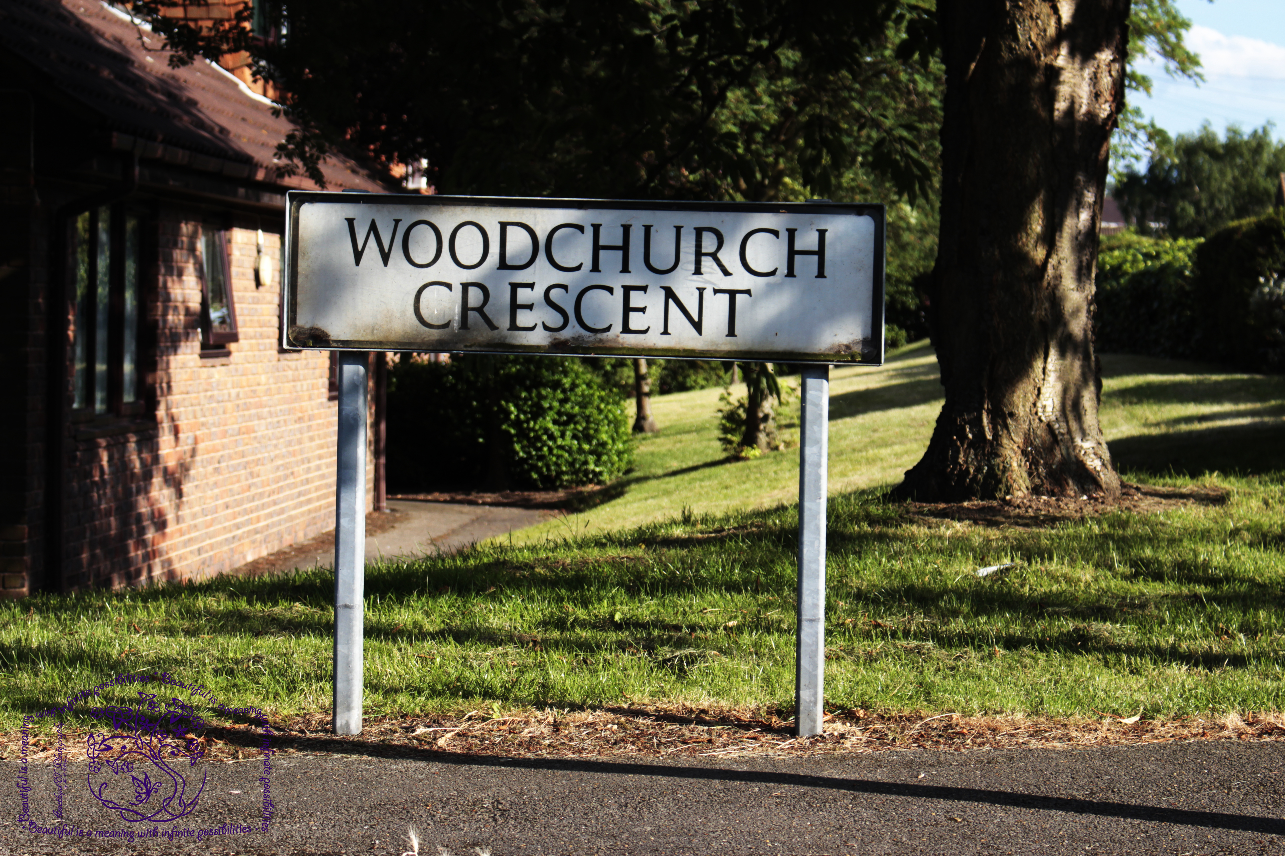 My 1st home town - Woodchurch