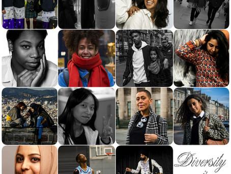 Diversity is beautiful - #nomoreracism