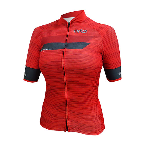Camisa Vermelha Competizione