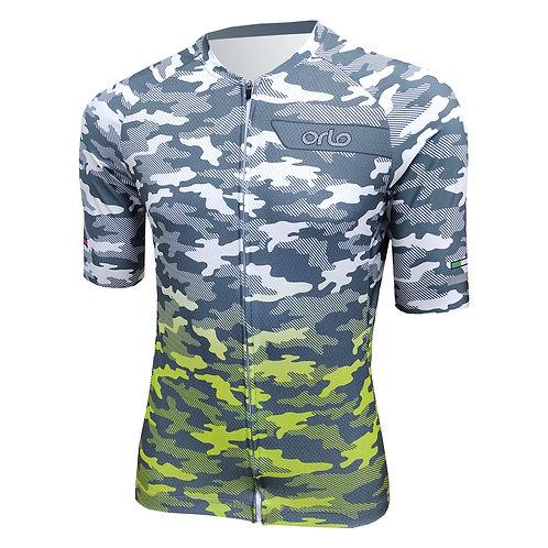 Camisa Camuflada Clara Gran Competizione