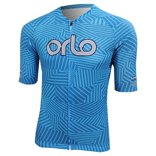 Camisa Competizione Vuoto Azul