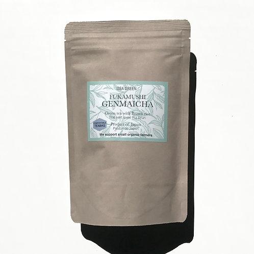 Fukamushi Genmaicha - tea bags