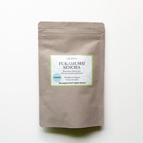Fukamushi sencha - Tea bags