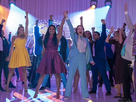 """First Look: Ryan Murphy's """"The Prom"""""""