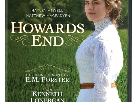 """""""Howards End"""" Comes to DVD in the US"""