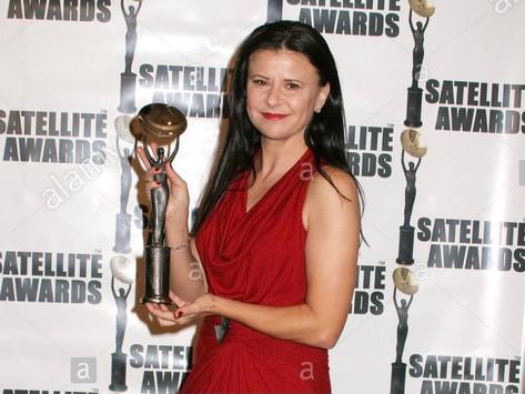 Tracey Wins Fourth Satellite Award