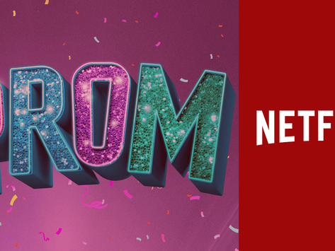 """Tracey Heads to """"The Prom"""""""