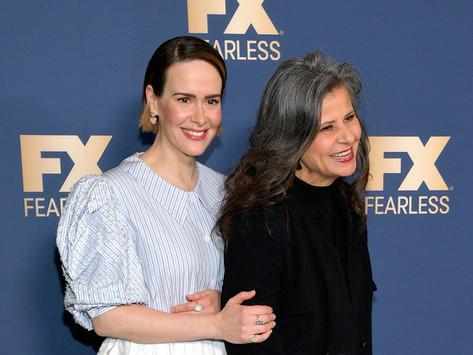 "Sarah Paulson Praises Tracey's Performance in ""Mrs. America"""