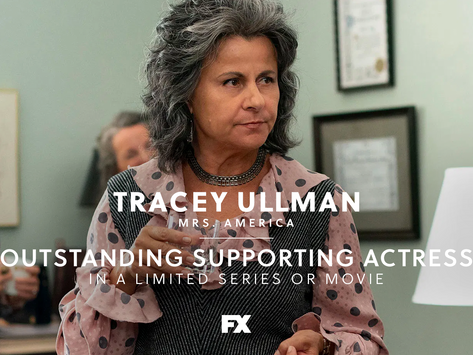 """Tracey Scores An Emmy Nomination for """"Mrs. America"""""""
