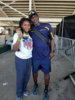 Sania & coach Robert