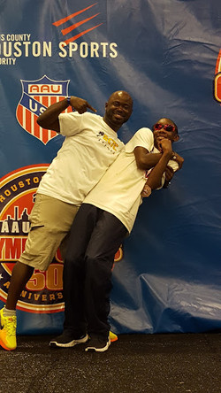 Coach Dele & Roland