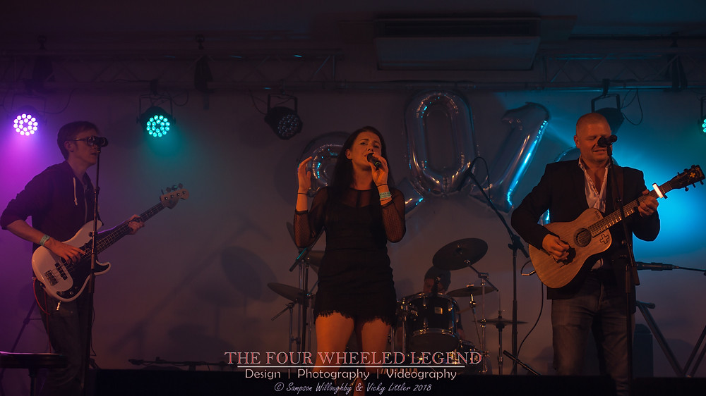 Give back 2018 By The Singing Studio Newquay