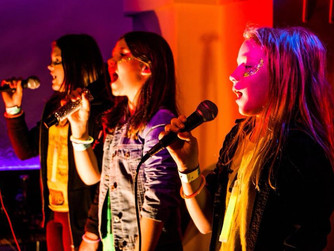 Vocal Groups Launched at The Singing Studio