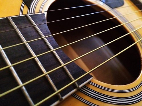 Guitar Strings (Bronze Basic)