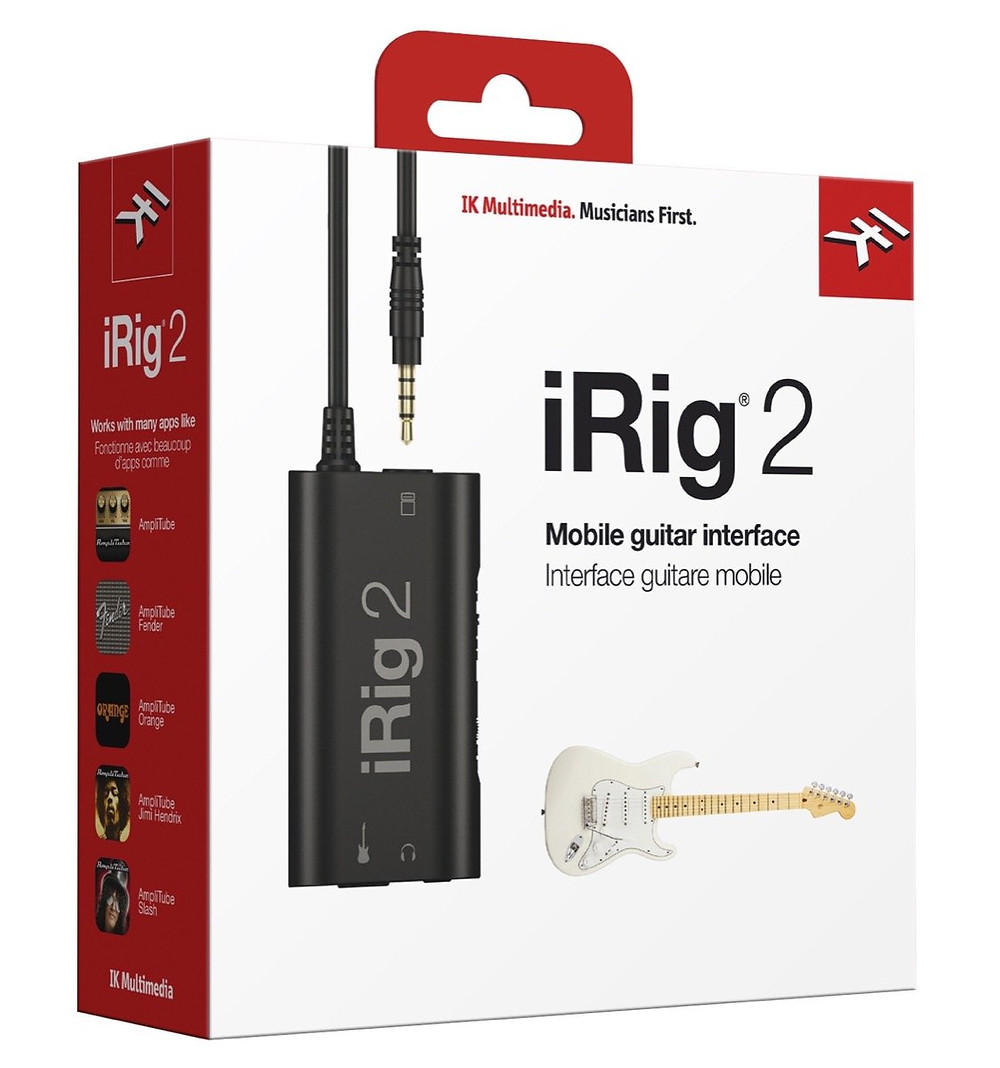 I rig 2 for musicians and guitarists. Gifts for Christmas