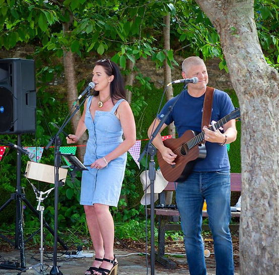 Bow river garden party