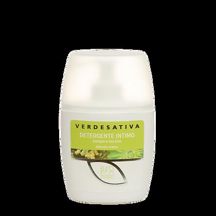 Detergente Intimo Canapa e Tea Tree