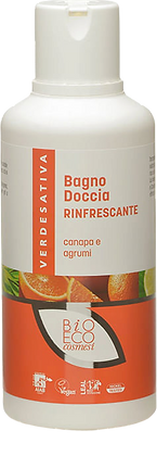 Bagno Doccia Canapa e Agrumi