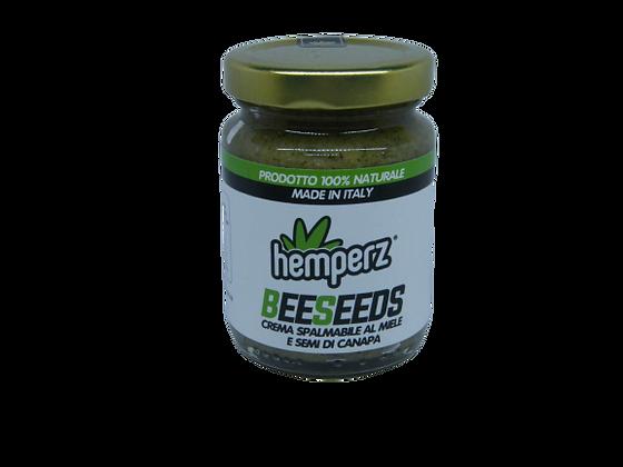Miele con semi di Canapa