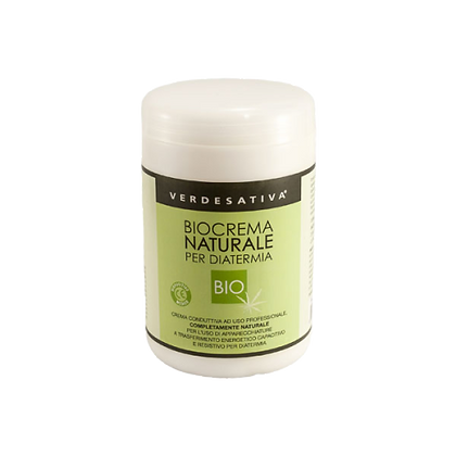 Biocrema Naturale per Diatermia