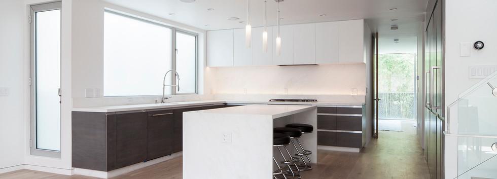 Baker Residence - Kitchen
