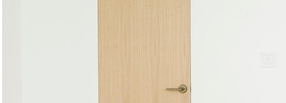 Baker Residence - Door Detail
