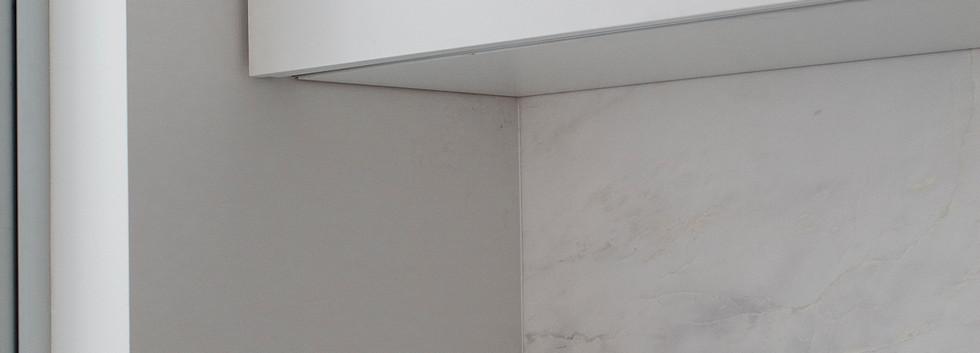 Baker Residence - Cabinet