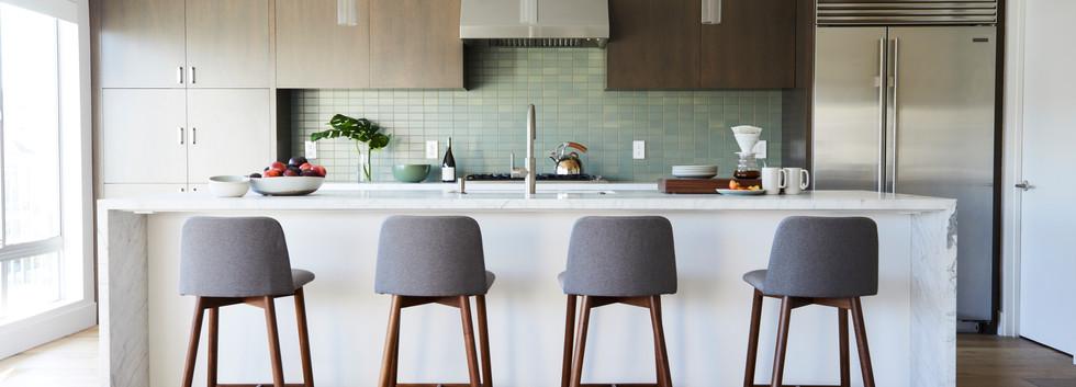 Spruce Residence - Kitchen