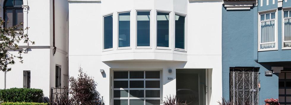 Baker Residence - Exterior
