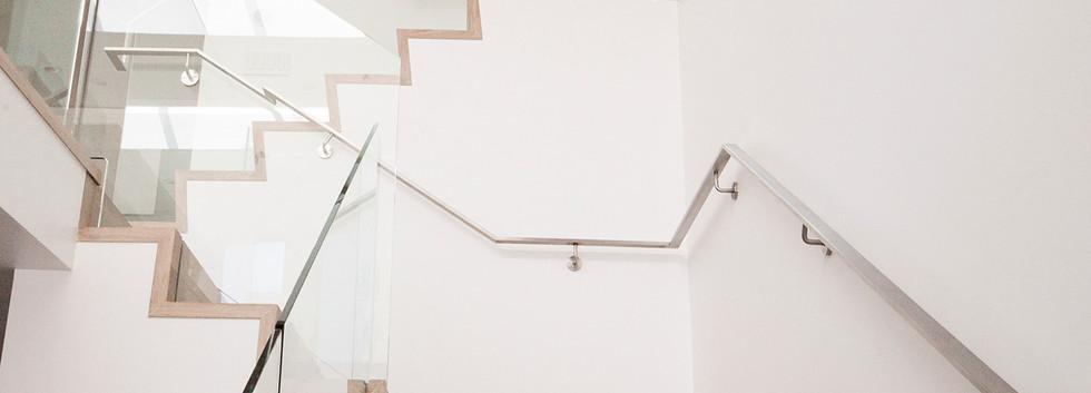 Baker Residence - Stair
