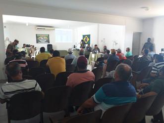 Exército promove sorteio da Operação Pipa em Major Izidoro, Sertão alagoano