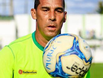 Zagueiro Sinval, um dos destaques do Murici, deve se aposentar ao término da Copa Alagoas 2021