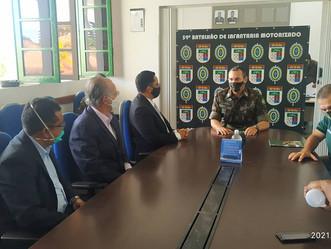 Exército se coloca a disposição de Maceió para ajudar com bairros atingidos por rachaduras