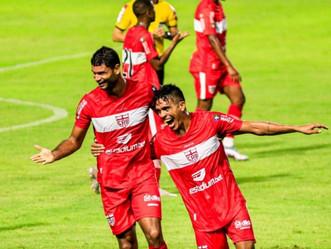 CRB vence Guarani e garante permanência na Série B