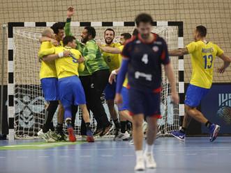 Seleção Brasileira Masculina de Handebol vence Chile e estará nas Olímpiadas de Tóquio