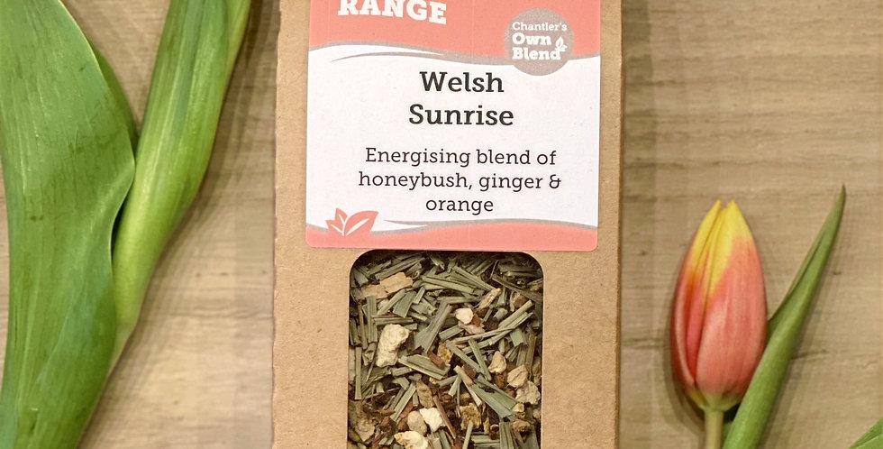 Welsh Sunrise Tea