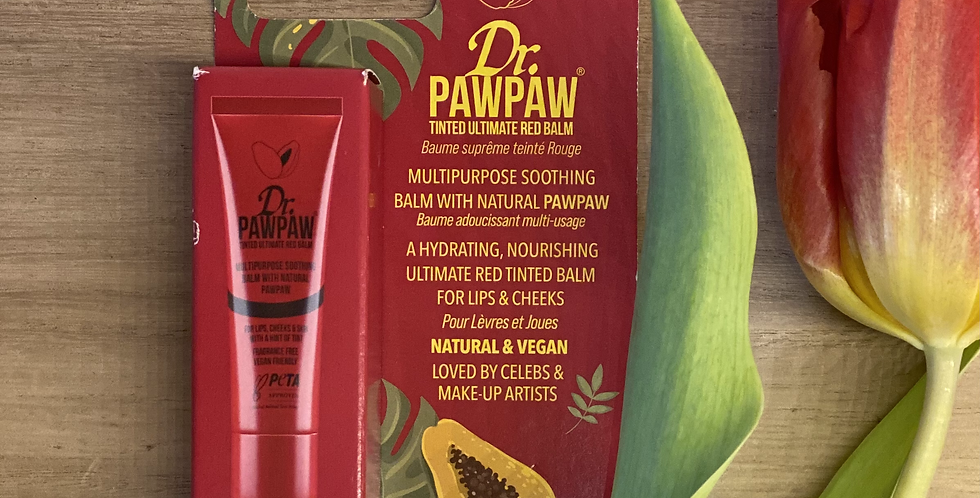 Ultimate Red Lip Balm