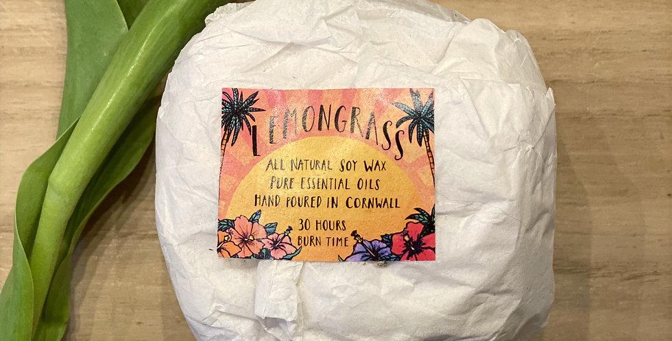 Lemongrass Coconut Candle