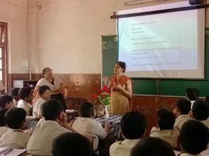 IES-English medium school, Charkop