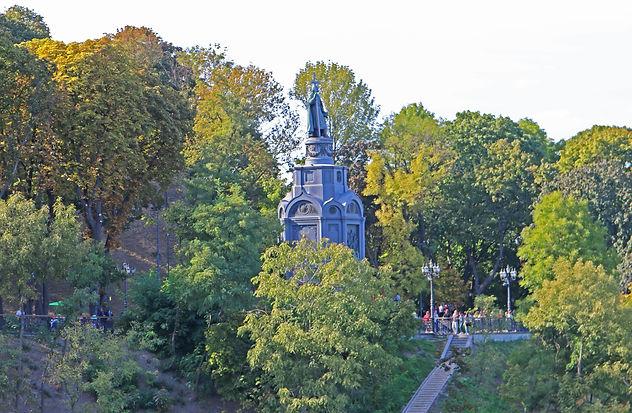 St. Volodimyr monument