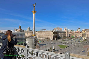 Independence Square Ukraine