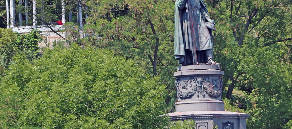 Prince Volodymir monument