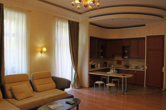 Apartment in Kiev Ukraine