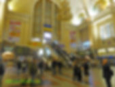 Kiev Central Railway Station