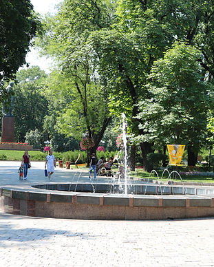 Khreschatyk Park Kiev