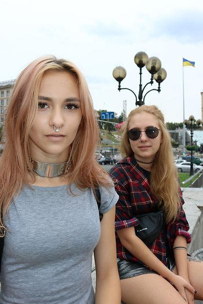 Girls from Kiev Ukraine