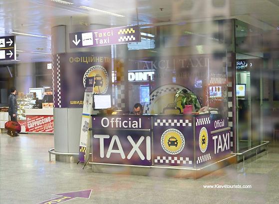 Boryspil Airport Taxi