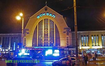 Kiev Central station