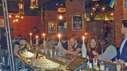 Barman Dictat Kiev